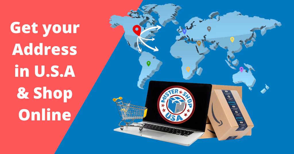 adresse postale americaine gratuite de relais pour faire du shopping sur des sites aux usa