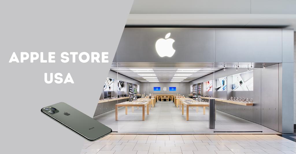 Acheter iphone apple aux Etats Unis livraison France